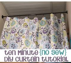 Make Curtains Out Of Sheets 123 Best Diy Curtains Images On Pinterest Diy Curtains