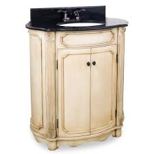 tesla buttercream vanity with preassembled top and bowl by bath