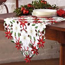 christmas table linens sale decoration round plastic christmas table covers autumn tablecloth