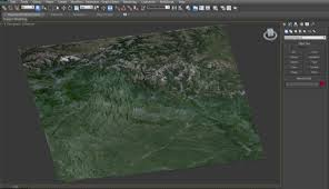 3d Max by Update Creating A Highly Detailed 3d Terrain In 3ds Max With