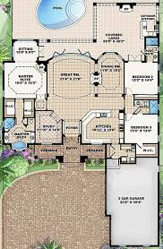 House Plans Single Level Best 25 Open Floor Plans Ideas On Pinterest Open Floor House
