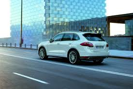 2011 Porsche Cayenne - 2011 porsche cayenne suv official images and details updated
