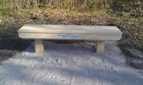 Commemorative Benches Armstrong Rails To Trails Assn