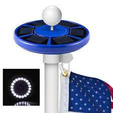 Solar Powered Lights For Flagpoles Ufo Solar Light Ufo Solar Light Suppliers And Manufacturers At