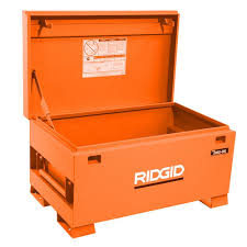 ridgid 32 in x 19 in portable storage chest 2032 os the home depot