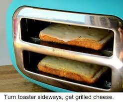Toaster Meme To Get A Grilled Cheese From Toaster