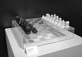 architectural chess sets digital model u0026 3d printing design ideas