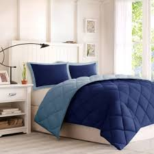 buy navy comforter set from bed bath u0026 beyond
