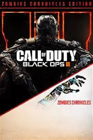black ops 3 xbox one black friday call of duty black ops iii u2013 zombies chronicles edition is now
