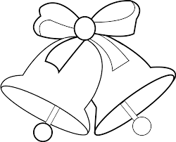 how to draw christmas bells and bow step by step drawing lesson