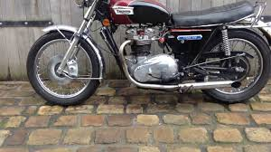 motocross bikes on ebay triumph tiger tr7rv 1973 for sale on ebay youtube