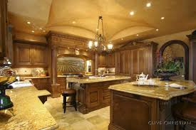 large luxury kitchen with two kitchen islands tray ceiling and wood u2026