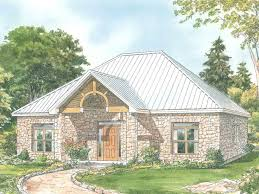 Empty Nest Floor Plans Small House Plans Affordable Empty Nester Home Plan With Stone