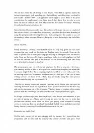 how to write an amazing cover letter hitecauto us