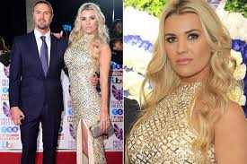 does paddy mcguiness use hair products paddy mcguinness and his wife christine were last pictured
