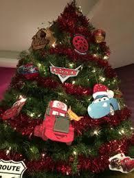 disney cars theme tree car