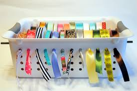 christmas wrapping paper holder 33 ways to organize your gift wrapping essentials