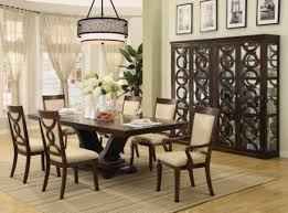 dining room marvelous metal and fabric dining room chairs