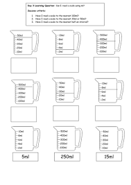 measuring jugs with scales by slinwood teaching resources tes