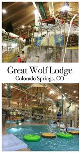 Great Wolf Lodge Map Die Besten 25 Colorado Springs Ideen Auf Pinterest Colorado