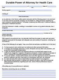 limited power of attorney form attorney for