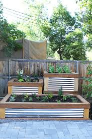 How To Build A Raised Garden Bed Cheap Concrete Raised Garden Beds How To I U0027d Paint The Concrete Blocks