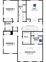 Ryland Homes Orlando Floor Plan Mattamy Homes Maple Corner