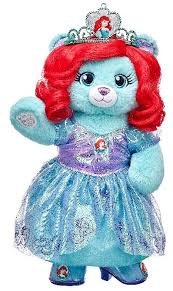 disney princess ariel bear