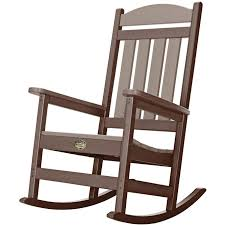 Recycled Plastic Rocking Chairs Pawleys Island Recycled Plastic Porch Rocking Chair Rocking Furniture