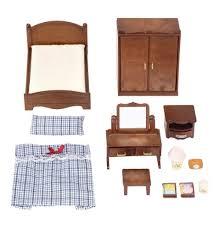 set chambre sylvanian families 2958 set chambre parents llllllllllr