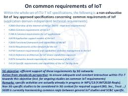 itu t sg20 work progress on iot and smart sustainable cities and comm u2026
