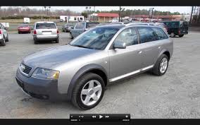 2003 audi allroad quattro biturbo start up exhaust and in depth