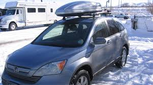 honda crv cargo box honda cr v rack installation photos
