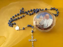 rosaries blessed by pope francis rosaries blessed by pope francis on shepherd one from my m flickr
