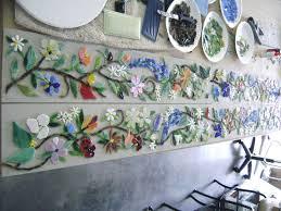 floral kitchen tile backsplash murals stickers subscribed me