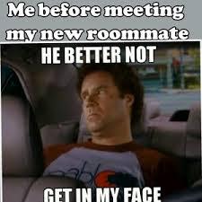 Housemate Meme - meeting my new roommate by etg831 meme center