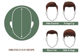 mens hairstyles for oblong faces the best short hairstyles for men based on face shape the go to