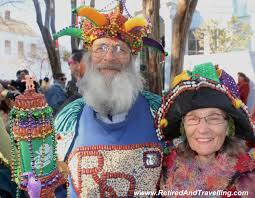 mardi gras costumes new orleans a blast at mardi gras in new orleans retired and travelling