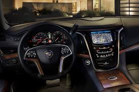 cadillac escalade interior 2016 all new cadillac escalade suv pictures and details video