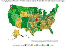 Where Is Puerto Rico On A Map by More Americans Will Be Without Obamacare Insurance Options Next Year
