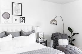 Black And White Bedroom Bedroom Gallery Wall Hello Fashion