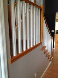 Painting Banister Spindles Painting Railing Examples Painting Guy