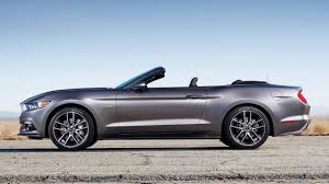 price of 2015 mustang convertible 2015 ford mustang ecoboost starts at 25 995 gt at 32 925