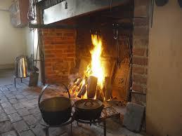 a fireplace vs a woodstove handmade houses with noah bradley