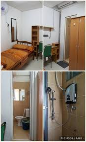 for rent single room with attached bath sunway court apartment