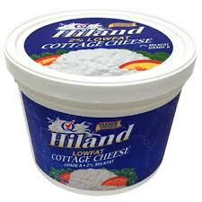 Cottage Cheese Low Fat by Hiland Lowfat Cottage Cheese 3 Lb Sam U0027s Club