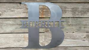 rustic letters for wall bronze letters wall letters metal wall