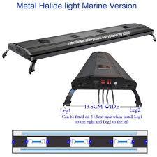 t5 aquarium light fixture 60 metal halide hqi t5 770w 1070w marine coral sps plant freshwater