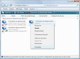 Problème Carte Réseau Wifi Dans Configurer Un Réseau Windows Vista Aidewindows