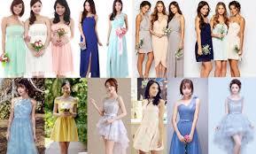best bridesmaid dresses 10 best bridemaid dresses singapore shops you can find